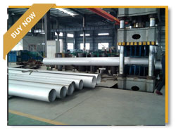 Heavy Wall Thickness Duplex Steel Tube ASTM A790 UNS S31803 For Chemical Industry