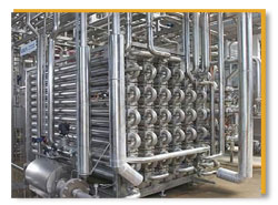 Compact type heat exchangers