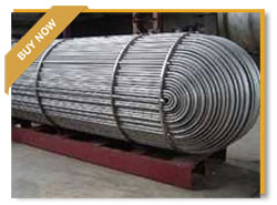 A213 TP321 U Tube, Stainless Steel, OD 19.05mm